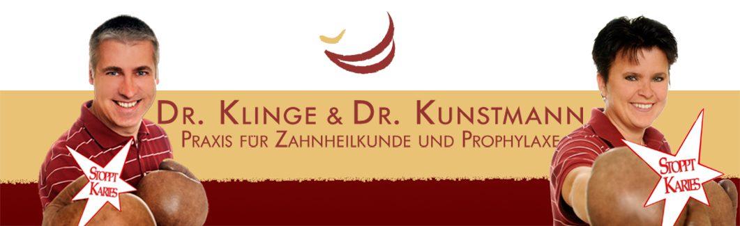 Dr. Klinge und Dr. Kunstman