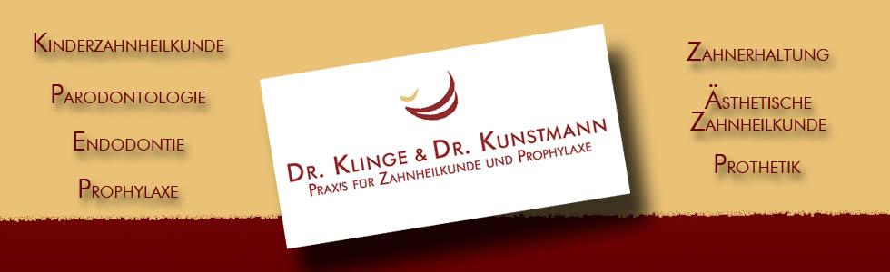 Unsere Leistungen der Praxis Dr. Klinge und Dr. Kunstmann